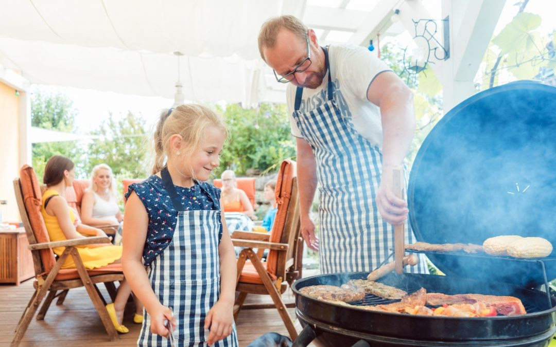 Garden Party get-togethers in aid of homeless