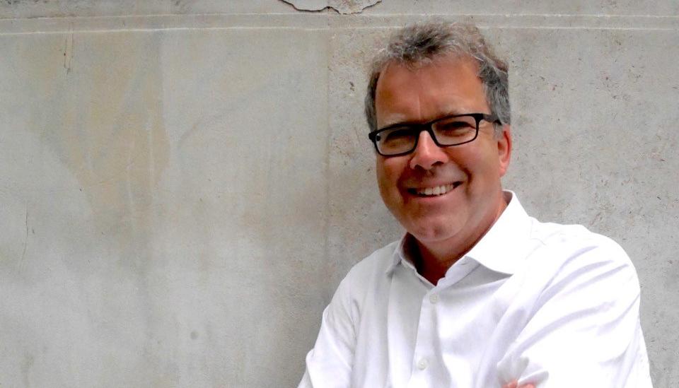 Nick Salisbury announced as charity Chair of Trustees