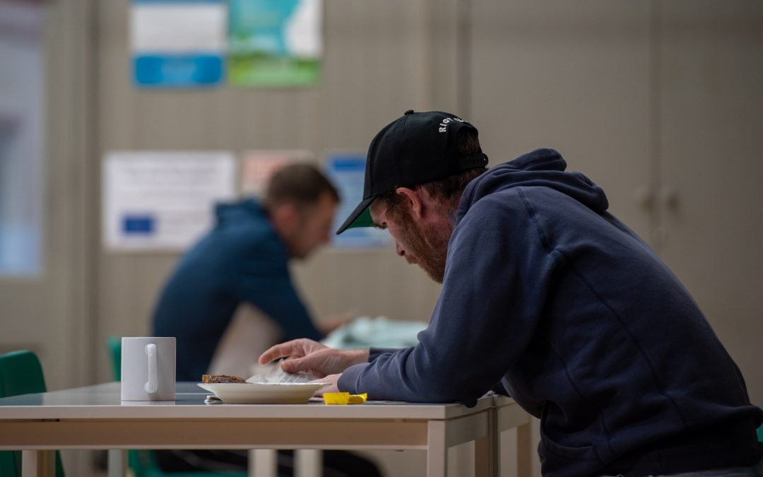 Prioritise rough sleeping support to avoid 'cliff edge'